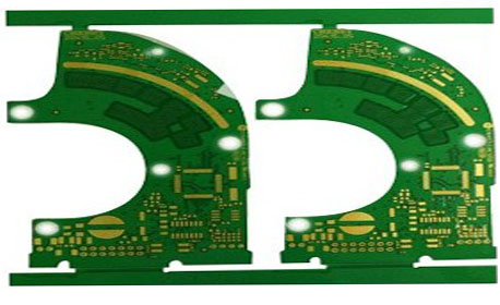 4-Layer, Immersion Gold-PCB